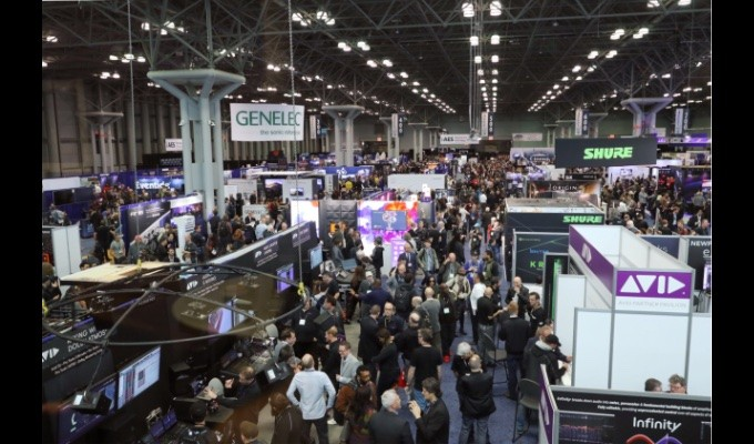 Inspiration Abounds at AES New York 2019