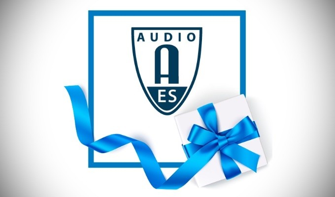 Give the gift of AES membership