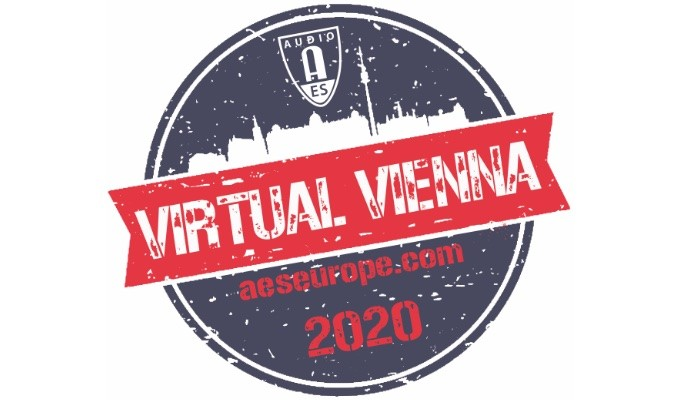 AES Virtual Vienna Convention Workshop Schedule Announced