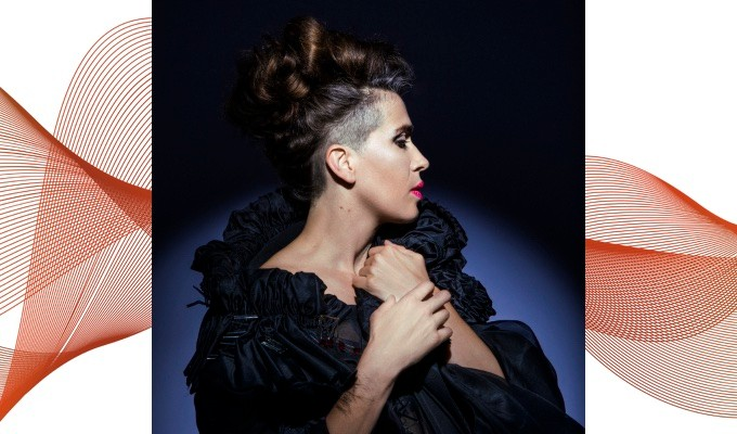 Imogen Heap to deliver featured AES Show Fall 2020 Convention Marquee Event: An Intimate and Compelling Journey to the Amazing World of Imogen Heap. (Photo credit: Alexandra Arnold)