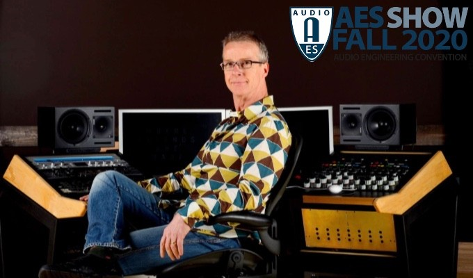 "AES Recording and Production Track co-chair Peter Doell will host the sessions ""Behind the Mix"" with GRAMMY®-winning producer, engineer and mixer Vance Powell and ""Post-COVID Recording Challenges"" with audio engineer and educator Warren Huart during the AES Show Fall 2020 Convention"