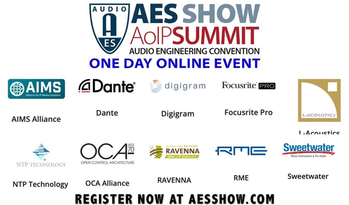 AES AoIP Summit Partners