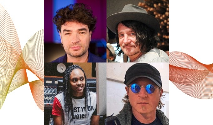 AES Show Platinum Producers Panel to Feature Discussion with Fab Dupont, Julian Raymond, and Ebonie Smith, Moderated by Michael Molenda