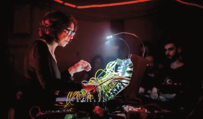Suzanne Ciani will present a livestreamed quadraphonic modular synthesis performance at the AES Show Fall 2020 Convention on Wednesday, October 28 at 8:00 PM EDT