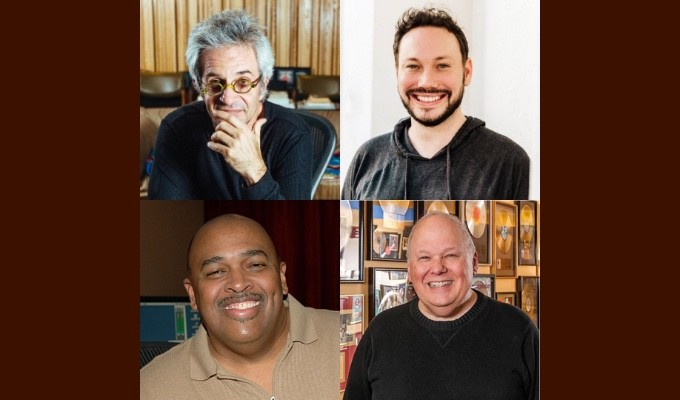 Platinum Mastering Panel Special Event Takes Center Stage at the AES Show on Wednesday, October 28