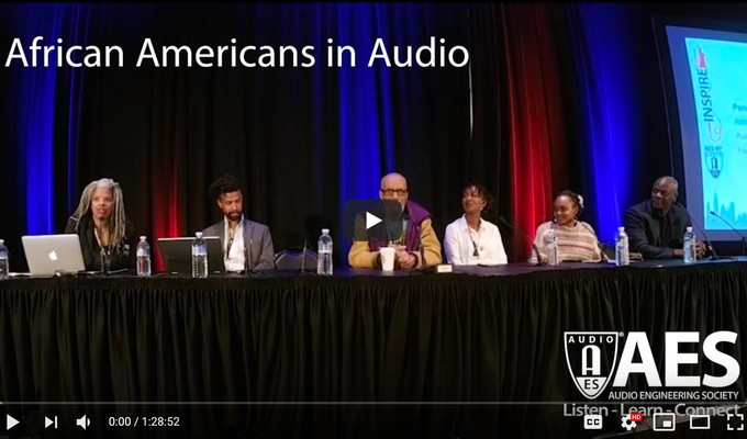 "Honoring Black History Month and the late Jay Henry: ""African Americans in Audio"""