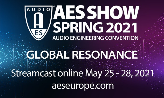 Register Now at AESEurope.com
