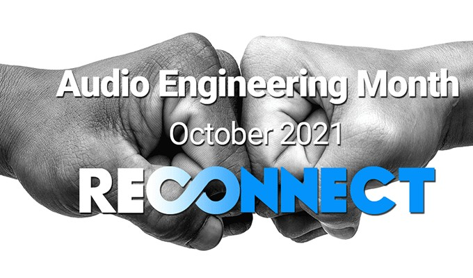 AES Audio Engineering Month 2021 Call for Submissions Open