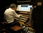 Graham Blyth Celebrates 20 years of Organ Concerts at AES 135