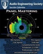 Panel Mastering / Mastering Panel