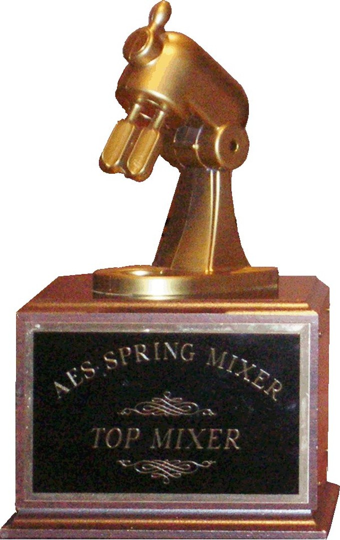 AES Nashville Spring Mixer Awards and Critique