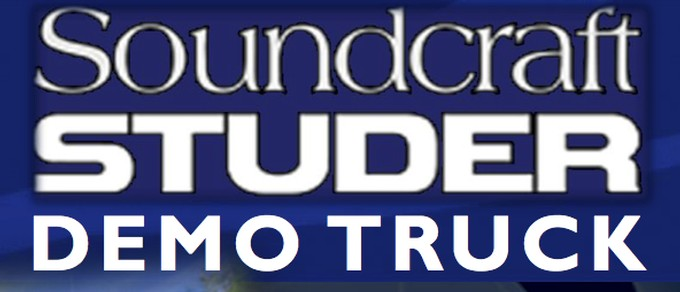 Studer-Soundcraft Demo Truck to visit College of Media and Entertainment in November