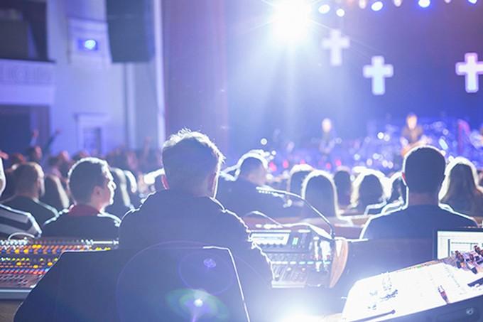AES Worship Sound Academy