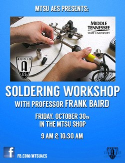 Soldering and Cable Construction Workshop