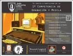 1ª Competencia de Grabación de la AES San Buenaventura