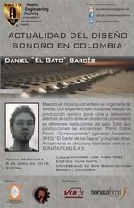 ACTUALIDAD DEL DISEÑO SONORO EN COLOMBIA