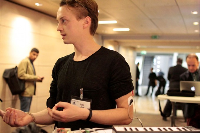 AES140 Student Design Competition Winner Interview: Lukas Lohner