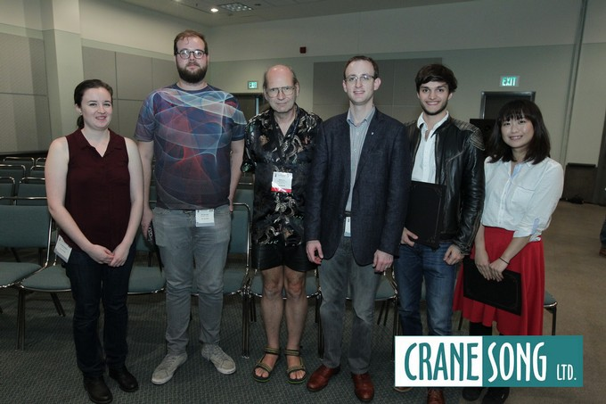 AES 141 Thank the sponsors Crane Song