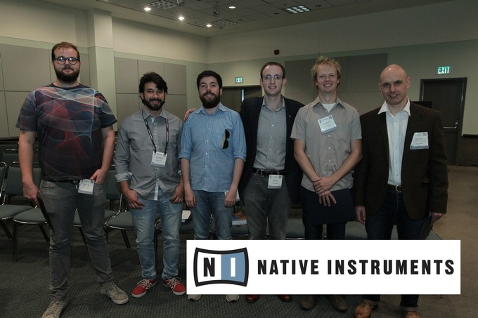 AES 141 Thank the sponsors Native Instruments