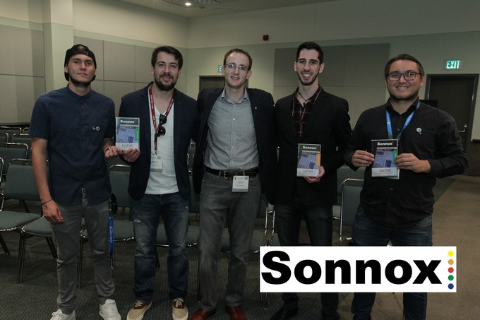 AES 141 Thank You Sponsors! Sonnox
