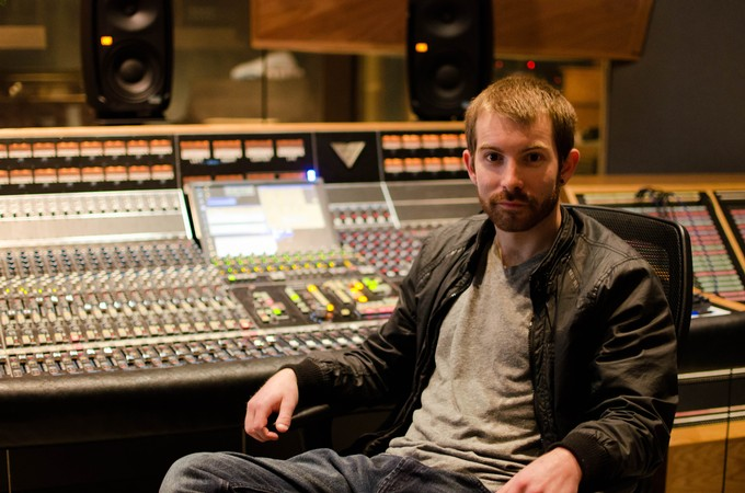 AES143 Student Recording Competition Interview: Kyle Patrick Holland