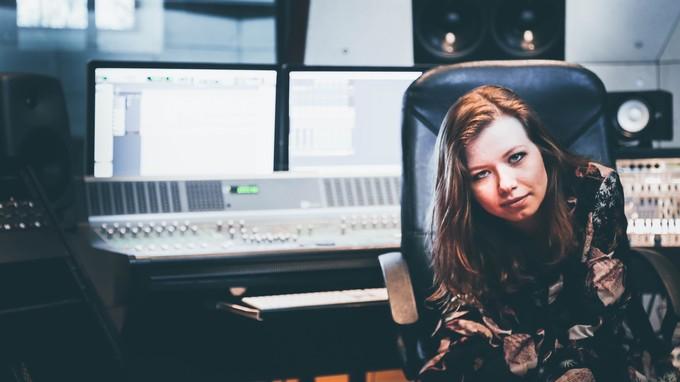 AES144 Student Recording Competition Interview: Katarzyna Sochaczewska