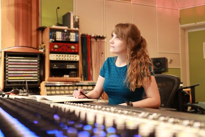 AES144 Student Recording Competition Interview: Kseniya Degtyareva