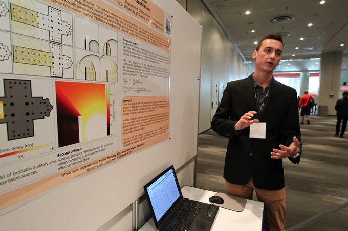 AES145 Student Design Competition Interview: Kamil Piotrowski