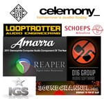132 AES Recording Competition Sponsors