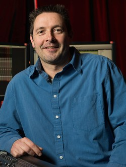 Meet The Judges! Student Recording Competition - Category 2: Richard King