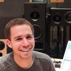 Meet The Judges! Student Recording Competition - Category 4: Scott Levine