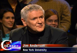 Meet The Judges! Student Recording Competition - Category 1: Jim Anderson
