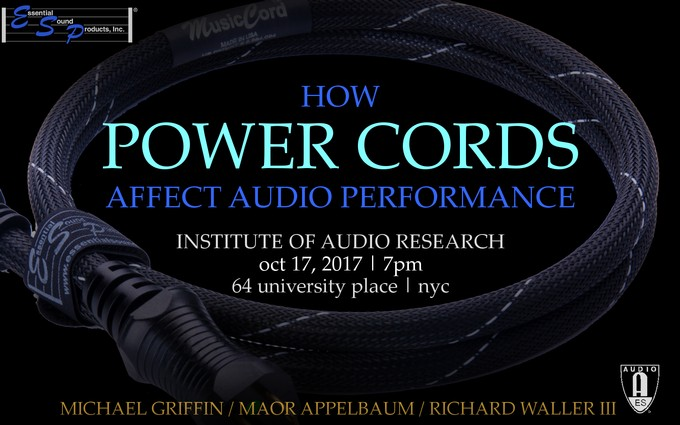 How Power Cords Affect Audio Component Performance