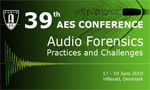 AES 39th Conference