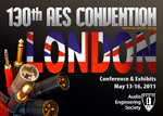 AES 130th Convention