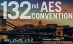 AES 132nd Convention