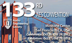 AES 133rd Convention