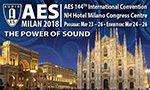 AES 144th Convention