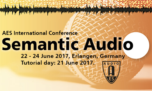 2017 International Conference on Semantic Audio