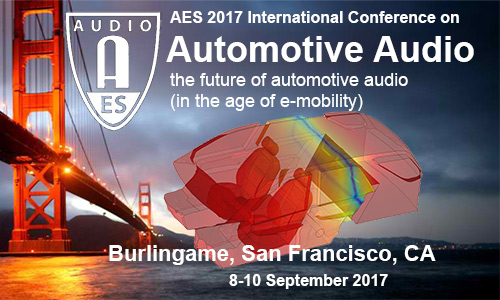 2017 International Conference on Automotive Audio