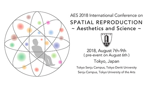 2018 International Conference on Spatial Reproduction – Aesthetics and Science
