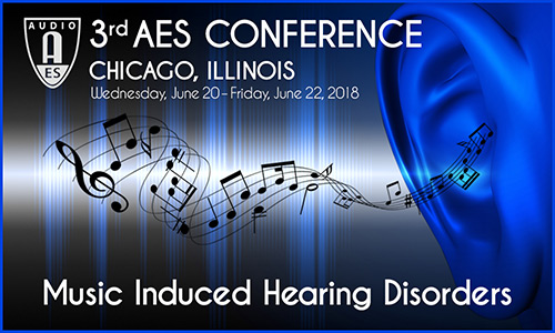 2018 International Conference on Music Induced Hearing Disorders