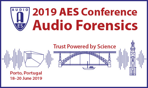 2019 International Conference on Audio Forensics