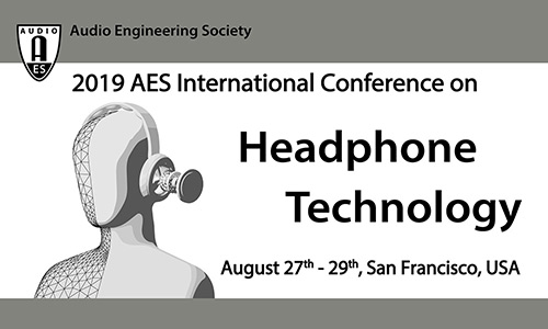 2019 International Conference on Headphone Technology