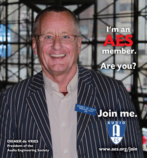 Join the AES!