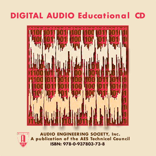 Digital Audio Educational CD