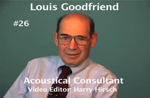 Oral History DVD: Louis Goodfriend