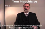 Oral History DVD: Tom Magchielse