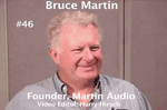 Oral History DVD: Bruce Martin