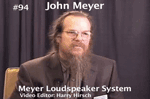 Oral History DVD: John Meyer